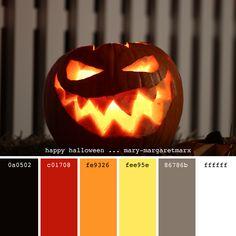 happy halloween ... mary-margaretmarx #color #colors #colour #colours #colorpalette #colorpalettes #colourpalette #colourpalettes #palette #palettes #paintpalette #paintpalettes #creatingcolor #colorful #design #designinspiration #colorinspiration #colordesign #beinspired #hexcode #fall #autumn #orange #halloween #pumpkin #jackolantern #happy #grin #smile #happyhalloween #mmarx #marymargaretmarx Colour Palette 2018, Paint Color Palettes, Colour Pallete, Paint Colors, Nose Drawing, Color Coordination, Color Balance, Color Boards, Halloween Coloring