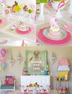 Un anniversaire gourmand et coloré