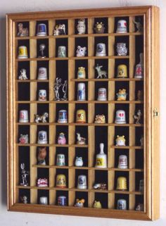 Thimble Cabinets 59 Openings Maybe Better Than Ina Drawer