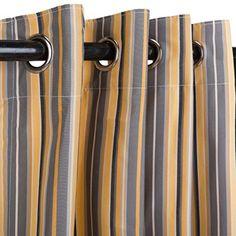 Hatteras Hammocks Foster Metallic Sunbrella nickel grommeted outdoor curtain 84 long Hatteras Hammocks http://www.amazon.com/dp/B00V8SX61S/ref=cm_sw_r_pi_dp_pvtZwb097PX13