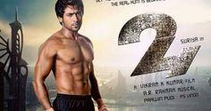 24 first look suriya six pack abs - Teluguabroad