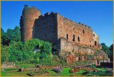 château de Lutzelbourg à Ottrott