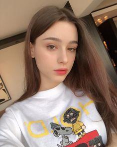 Dasha Taran is as pretty as they get Pretty! Ain't she pretty? Mode Ulzzang, Ulzzang Girl, Girl Pictures, Girl Photos, Beauté Blonde, Beauty Makeup, Hair Beauty, Western Girl, European Girls