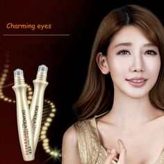 Women Lady Eye Cream Moisturizing Remove Wrinkles Gold Activating Eye Cream TF