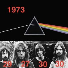 Pink Floyd spent half a decade figuring out what to do without their original frontman Syd Barrett before they created Dark Side of the Moon, one of the biggest-selling albums in the history of music when they were in their late 20s.