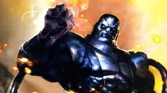 Marvel New details have come out about X-Men: Apocalypse. This comes weeks before the release of X-Men: Days of Future Past, and Bryan Singer, Simon Kinberg, Dan Harris, and Michael Dougherty are already Comic Book Characters, Marvel Characters, Marvel Movies, Comic Books, Apocalypse Comics, Apocalypse Character, X Men, Ms Marvel, Marvel Heroes