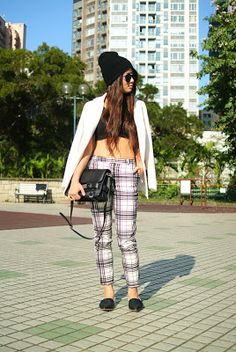 #streestyle #CHECKER #ps11 - http://the-stylefringe.blogspot.com