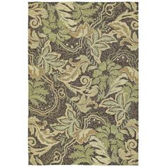 Home and Porch Coffee Bluff Area Rug - 5x7 269.91, 6round 239.91
