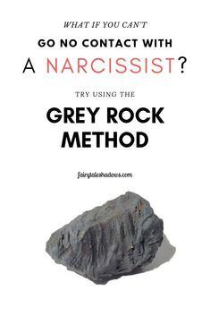 90 Best Grey Rock method images in 2019 | Narcissist