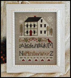 Winter Plaid - Little House Needleworks