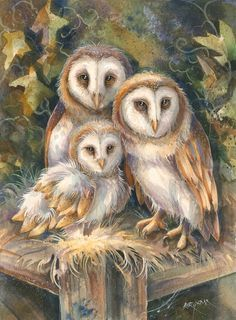 """""""Together we have it OWL"""" ;)"""