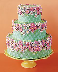 This cake just oozes smiles and sunshine :)