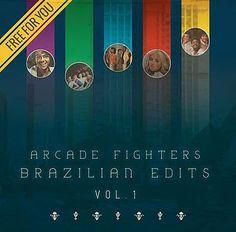 Novo EP do Arcade Fighters