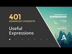 After Effects Expressions 502 - JavaScript Syntax Motion Design, Adobe After Effects Tutorials, Illustrator, After Effect Tutorial, Matrix, Animation, Tutorials, Tips, Visual Effects