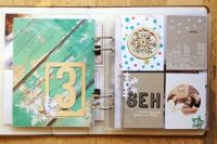 A Project by Marta A from our Scrapbooking Gallery originally submitted 12/18/13 at 04:10 AM
