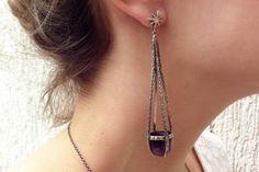 Brincos Dança Cósmica - #silver #earrings #anapalacio #jewels #joias