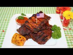 ▶ NEJCHUTNĚJŠÍ KUŘECÍ STRIPSY RECEPT, JAKO Z KFC, RYCHLÝ A SNADNÝ RECEPT, MUSÍTE VIDĚT!!! - YouTube Grilled Steak Recipes, Grilling Recipes, Bbq Ribs, Barbecue, Kfc, Tandoori Chicken, Louisiana, Beef, Dishes