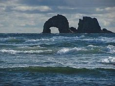 Dad Loved Spending Time At Rockaway Beach Oregon Ever Since He Was