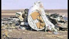 Flight 7K9268: First Images of Russian Plane Crash In Sinai, Both Black ...