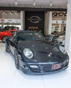 PORSCHE 911 TURBO 2007  Price - 169,950aed / $46,300  Carbon Fiber Trim | 95,000 kms
