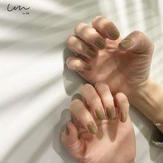 Cute Nail Art, Cute Nails, My Nails, Nail Manicure, Nail Polish, Neutral Nails, Minimalist Nails, Pretty Hands, Nail Decorations