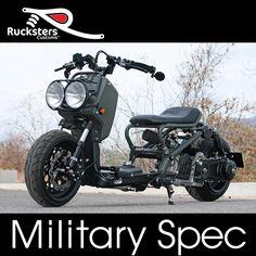 Rucksters Customs™ Military Spec