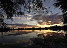 Rio Grande Wetlands at Lemitar, New Mexico