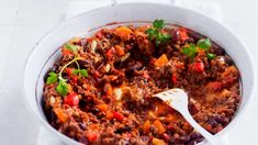 Curry, Soup, Ethnic Recipes, Chili Con Carne, Curries, Soups