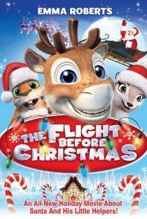 Lentäjän poika / the flight before christmas / Niko en de vliegende brigade.   I love this movie! I think even more so than my boys do :-)