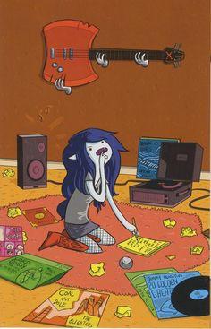 Marceline the Vampire Queen | Adventure Time