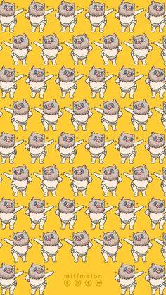 Demon Slayer( Kimetsu No Yaiba) Photo+memes - kawaii Anime Backgrounds Wallpapers, Animes Wallpapers, Cute Wallpapers, Funny Iphone Wallpaper, Cute Anime Wallpaper, Anime Angel, Anime Demon, Walpapers Cute, Otaku Anime