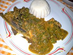 This mouth-watering delicacy is mostly eaten by people from the Eastern part of Nigeria, the Igbo tribes. Every Igbo family treasures this meal and that is why they miss it so much when they are abroad.