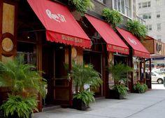One of my favs in NY. if you go, you've got to try the baked potato w/white truffle butter. Amazing.  Rue 57, New York, NY