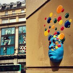by Gregos Art - Paris, France - 2014