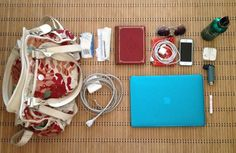 My travel-fu is strong: The items I always pack in my kick-ass carry-on bag
