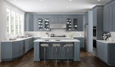 JSI Cabinetry Dover Kitchen