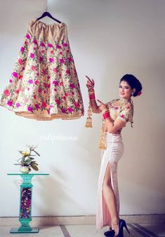 Posing in a skirt and heels perfect for those getting ready feels Tag a friend who you know will be the perfect poser on her big day Photo by . Wedding Day Weddings Planner Plan Planning Your Big Day Luxe Wedding, Budget Wedding, Wedding Day, Wedding Bells, Wedding Bride, Wedding Planner, Pre Wedding Photoshoot, Bridal Shoot, Wedding Shoot