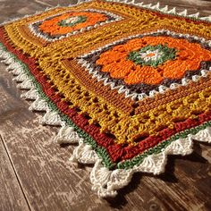 Crochet Cathedral Edging with Free Pattern