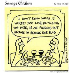 online dating humor blog joke