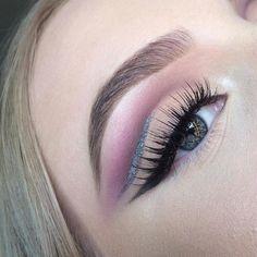 Imagem de girl, makeup, and eyes