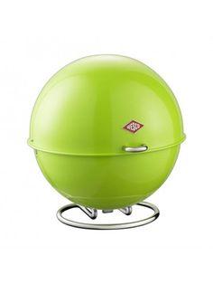 Wesco Superball Storage Bin - Lime Green | Homeware Boutique