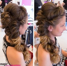 pony 6 Magic Hair, Pony, Dreadlocks, Hair Styles, Beauty, Pony Horse, Hair Plait Styles, Hair Makeup, Ponies