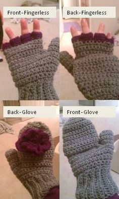 Ravelry crocheted mittens fingerless gloves womens pattern by sues free patterns crocheted mittens fingerless gloves womens dt1010fo