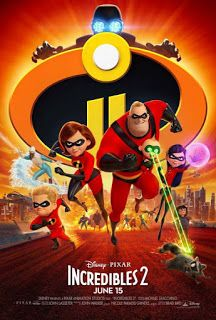 The Incredibles 2 (2018) BluRay Subtitle Indonesia
