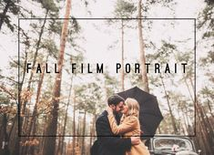 Fall Film Portrait LR Preset by LOU&MARKS on @creativemarket