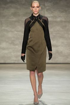 Bibhu Mohapatra Fall 2014 Ready-to-Wear Collection on Style.com: Runway Review #minimalist #fashion #style