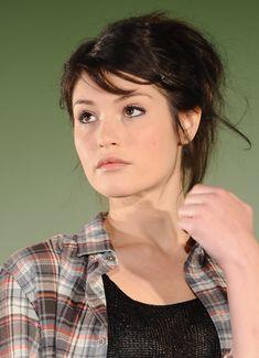Super Model Gemma Arterton
