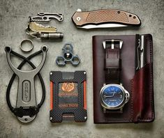 A slingshot in the #EDC interesting thought.