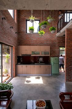 Image 12 of 38 from gallery of AgriNesture / H&P Architects. Photograph by Nguyen TienThanh Mug Design, Home Design, Interior Design, Modern Design, Vietnam, Style Tropical, Home Modern, Inspiration Design, Dezeen