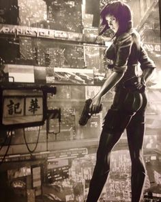 ghost. in a shell | If there are still people in doubt about how amazing the visuals could ...